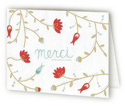 Beaucoup de Fleurs Thank You Cards