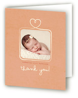 Heart by Hand Thank You Cards