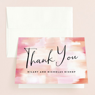 Gallery Love Thank You Cards