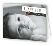 Be Bold Thank You Cards