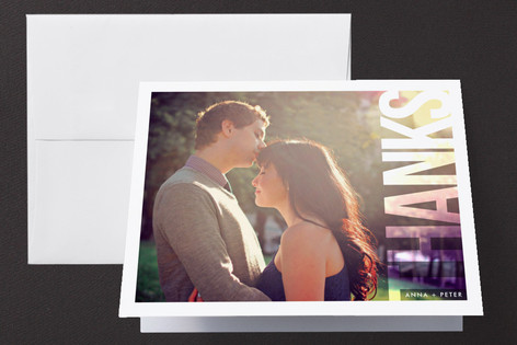 Picture Perfect Thank You Cards
