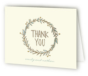 Wreath of Thanks by Lisa Nelson