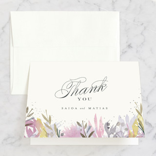 Jardin Thank You Cards