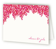 Bougainvillea Thank You Cards