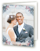 Vivid Blooms Thank You Cards