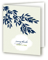 Olive Branch Thank You Cards