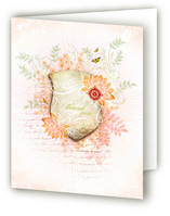 Butterfly Garden Thank You Cards