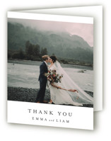 A Thousand Years Thank You Cards
