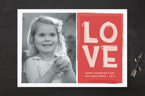Handmade Love Valentine's Day Cards