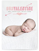 First Valentine Valentine's Day Cards