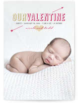 First Valentine Valentine&#039;s Day Cards