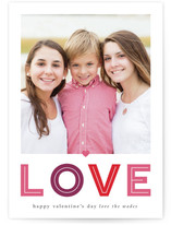 Love Large Valentine's Day Cards