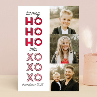 HO to XO Valentine's Day Cards