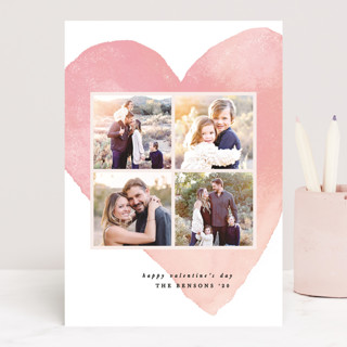 Hearty love Valentine's Day Cards