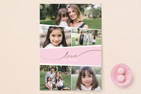 Mosaic Valentine's Valentine's Day Cards