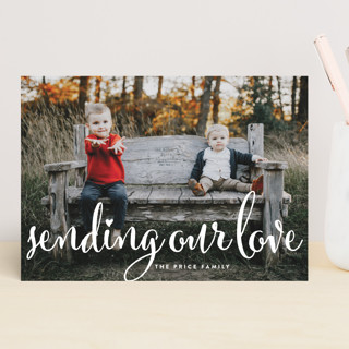 Aglow Valentine's Day Cards