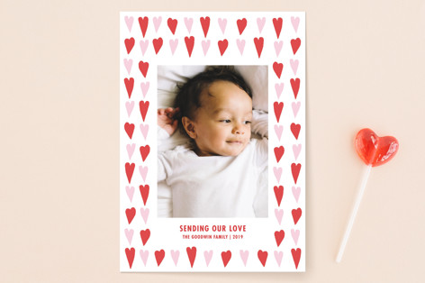 All the Hearts Valentine's Day Cards
