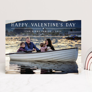 Height of Happiness Valentine's Day Cards
