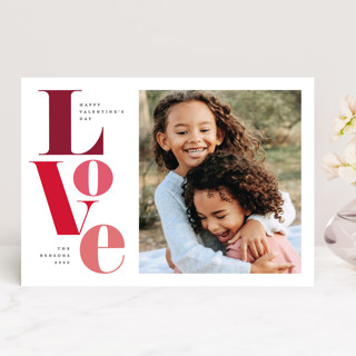 Love Always Valentine's Day Cards