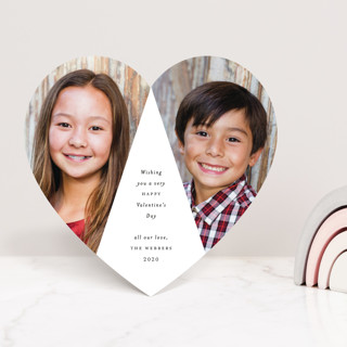 Two Halves Valentine's Day Cards