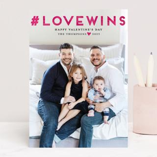 #LOVEWINS Valentine's Day Cards