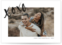 XO Frame by Ink and Letter