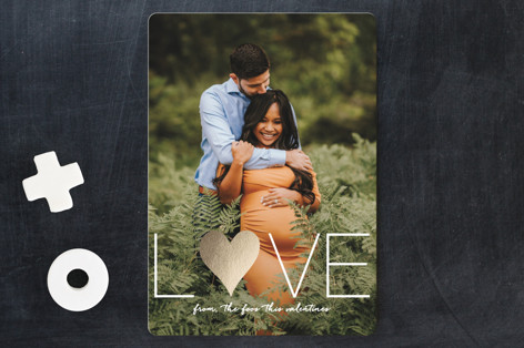A Simple Love Valentine's Day Petite Cards