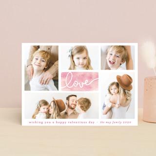 Elegant Love Valentine's Day Petite Cards