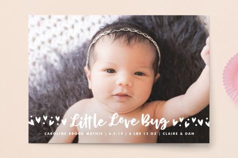 Love Bug Valentine's Day Petite Cards