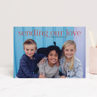 Timeless Greeting Valentine's Day Petite Cards