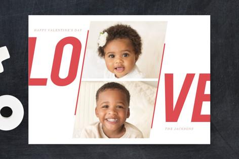 Bold Love Valentine's Day Petite Cards