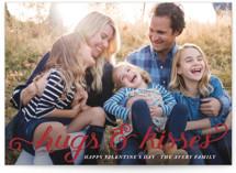 Hugs & Kisses Valentine's Day Petite Cards