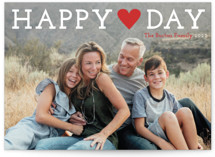 Happy Love Day Valentine&#039;s Day Postcards