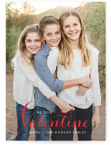 Chic Valentine's Day Postcards