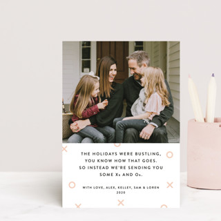 Bustling Valentine's Day Postcards