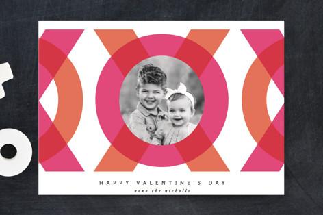 XO Valentine's Day Postcards