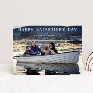 Height of Happiness Valentine's Day Postcards