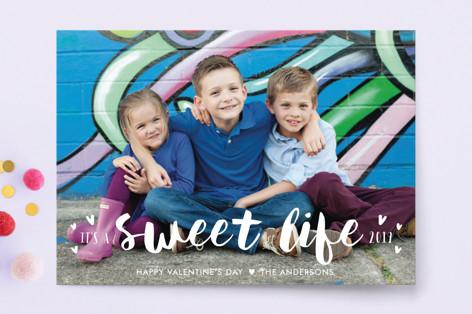 Sweet Life Valentine's Day Postcards