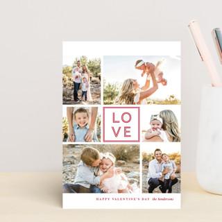 JOY-FUL Valentine's Day Postcards