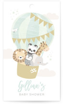 baby balloon ride by peetie design