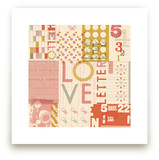 Love Letter Art Prints