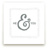 Me &amp; You Art Prints