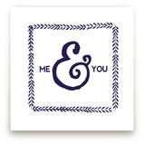 Me & You Art Prints