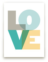 Love Art Prints