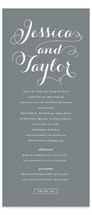 Just Lovely Unique Wedding Programs