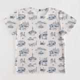 NYC Toile by Surface Love