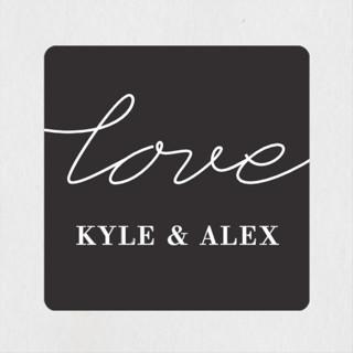 Curator Wedding Favor Stickers