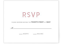 Roll of the Dice Print-It-Yourself RSVP Cards