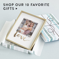 Gifts Nav Ad: Shop 10 Favorite Gifts