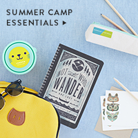 Baby & Kids Nav Ad: Summer Camp Essentials